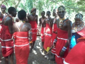 Kenia-Samburu-bruiloft