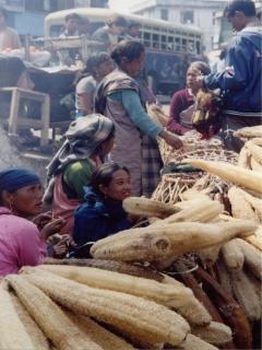 Shillong-markt