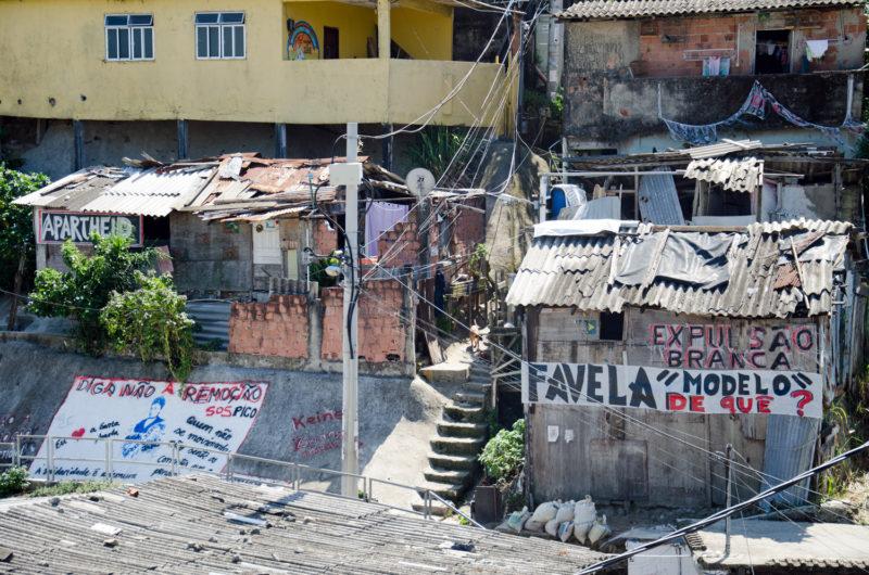 Brazilië – Favela en Abadiania