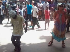 Kenia-Lamu-dansen