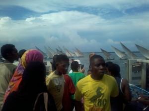 Kenia-Lamu-Dhow-races