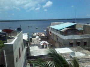 Het eiland Lamu - Kenia