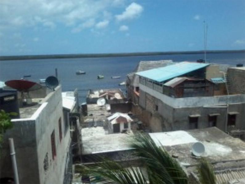 Kenia – eiland Lamu
