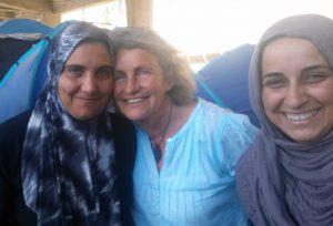 Syria - Fatia en Zubaida en Yasmin