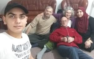 Fathiya en familie