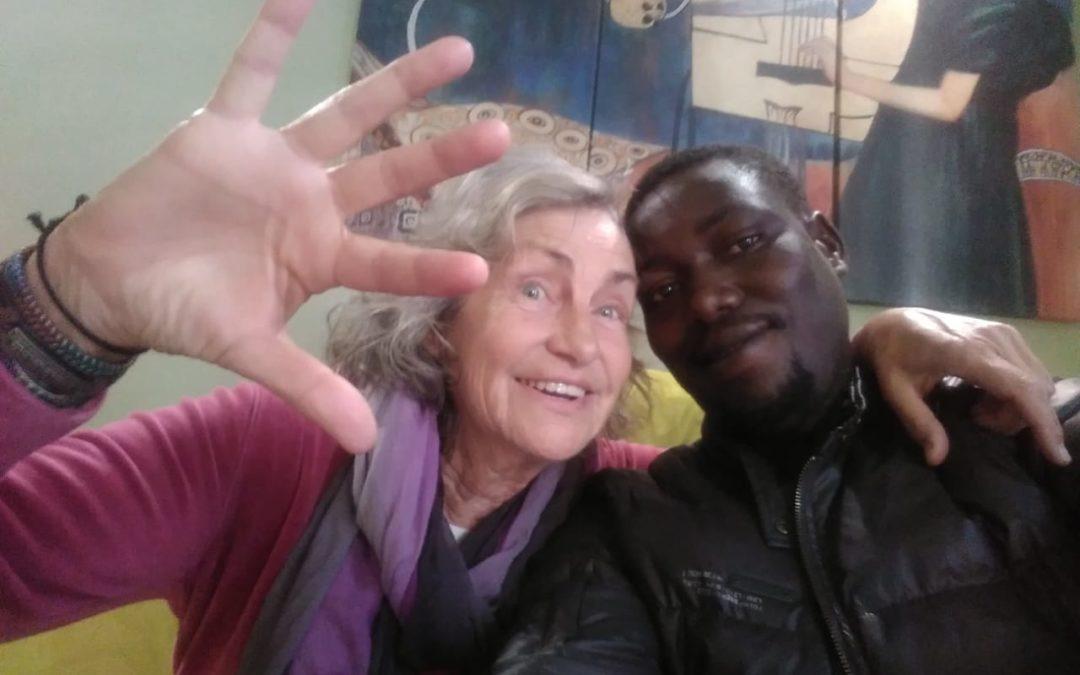 Abdulrahman uit Togo