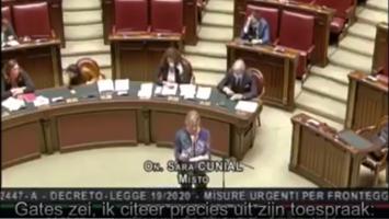 Italiaans Debat